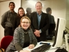 Premier Helen Zille and the UX Team
